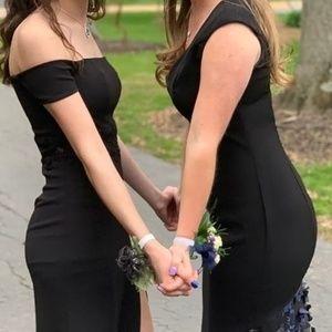 Sequin Hearts Dresses - Dress
